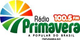 Rádio Primavera FM 100,5 de Itapuranga GO
