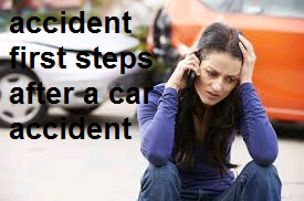 accident first steps after a car accident