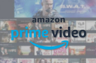 Aplikasi nonton film bioskop Amazon prime video