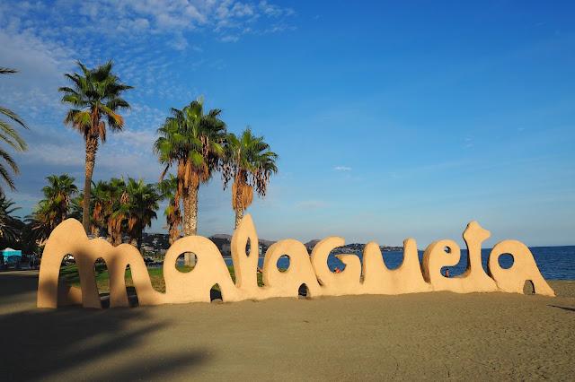 Malaga, Andalousie, Espagne