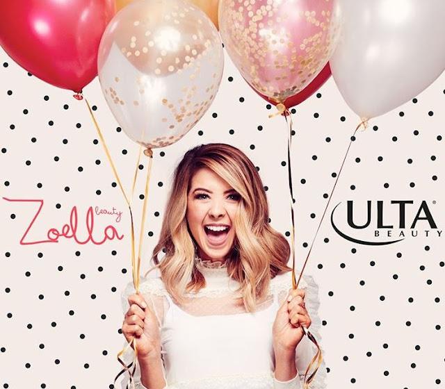 A blogueira e Youtuber Zoella tem sua própria marca e cada vez mais está sendo reconhecida por boa qualidade que seus produtos oferecem e vale a pena conhecer e conferir cada produto da sua marca que cresce cada vez mais. Aqui você pode conhecer um pouco sobre ela e seus produtos incríveis.