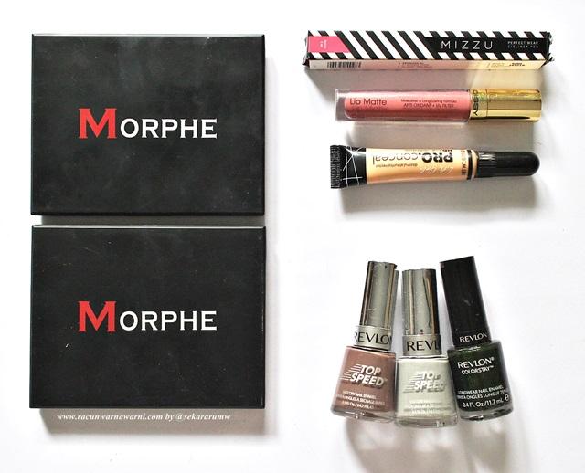 Pre Order Palette Eyeshadow Morphe