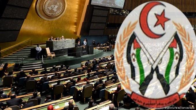 الجمهورية الصحراوية تدين المغالطات والخطاب التوسعي للإحتلال المغربي أمام الجمعية العامة للأمم المتحدة