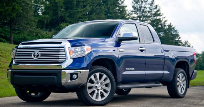 2020 Toyota Tundra Arrives With A Diesel Powertrain