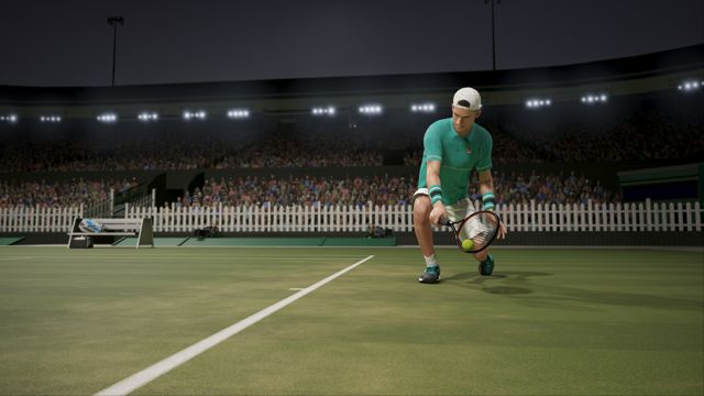 AO International Tennis PC Full