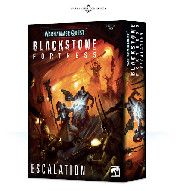 Blackstone Fortress Escalation