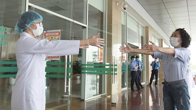 Ngày 19/4/2020: Việt Nam không có ca nhiễm SARS-CoV-2 mới, còn 65 ca đang điều trị