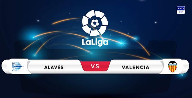 Alaves vs Valencia Prediction & Match Preview