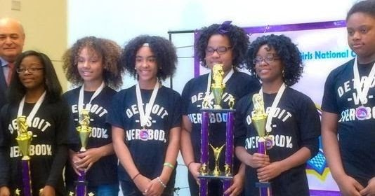 Detroit All-Girls Team Wins Top Prize At Prestigious Chess Tournament