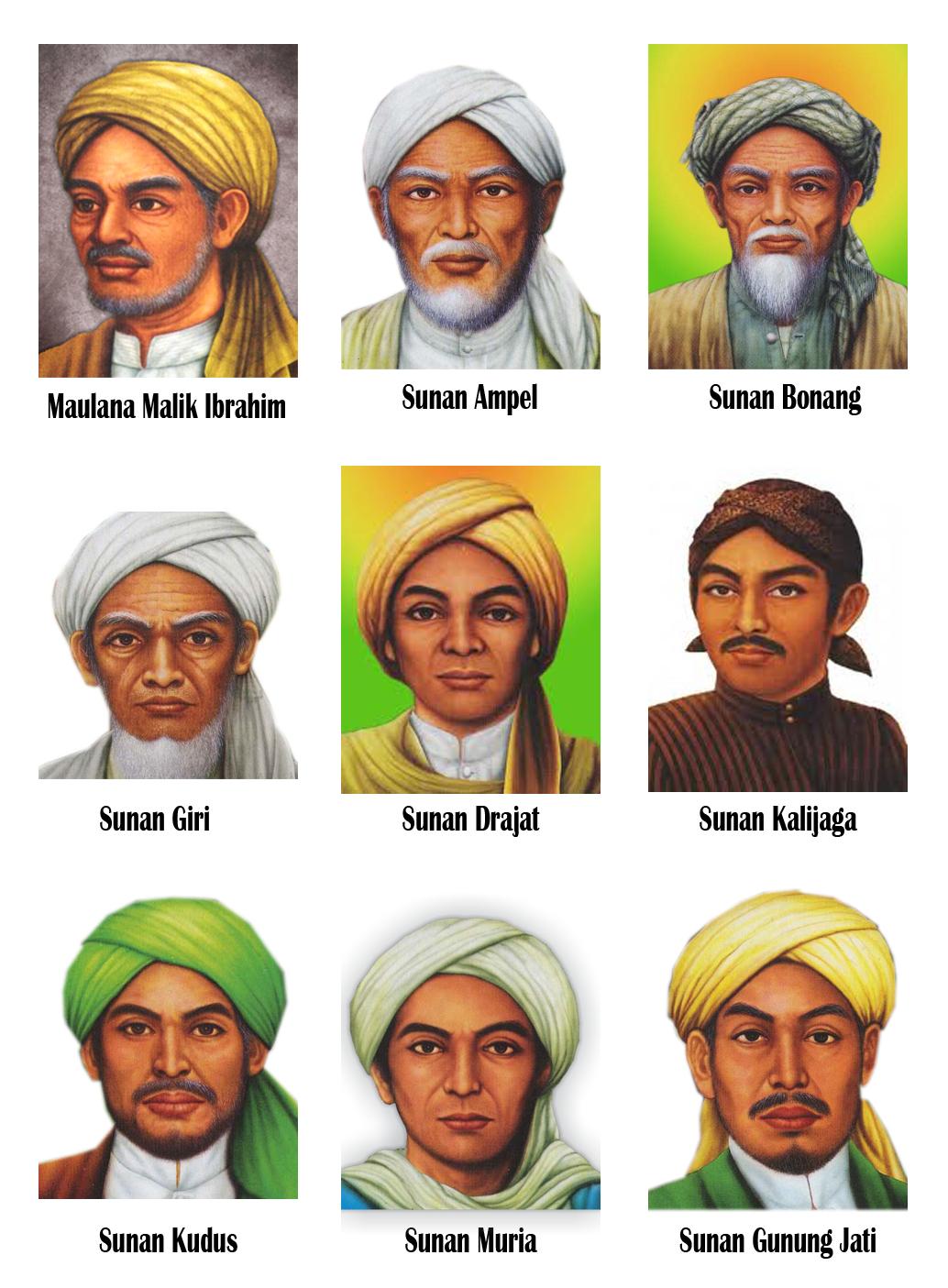 Gambar 9 Wali Sanga