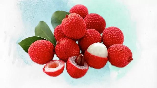 litchi fruit benefits