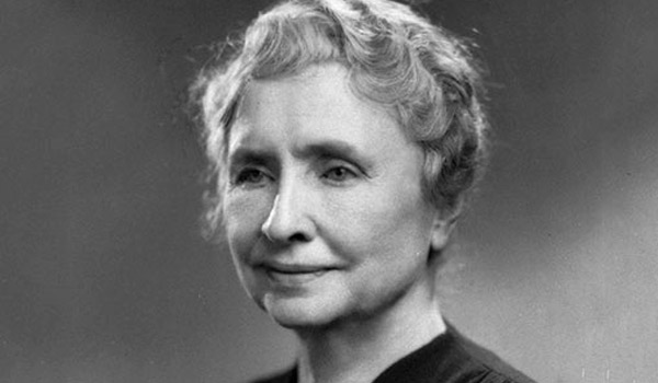 Inspiring and Motivational Essay on Helen Keller