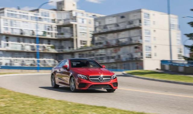 2018 Mercedes-Benz E400 Coupe Price & Release Date
