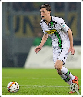 Andreas Christensen Borussia Monchengladbach