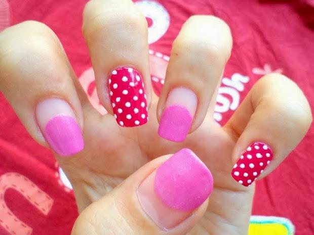 french manicure latest design