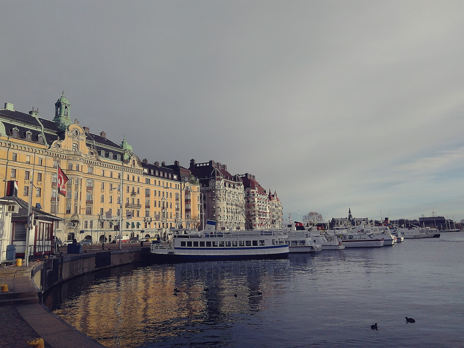 Sztokholm- port