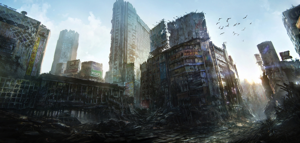 15-Tokyo-Ruins-Jonas-De-Ro-Architecture-viewed-in-a-Post-Apocalyptic-World-www-designstack-co