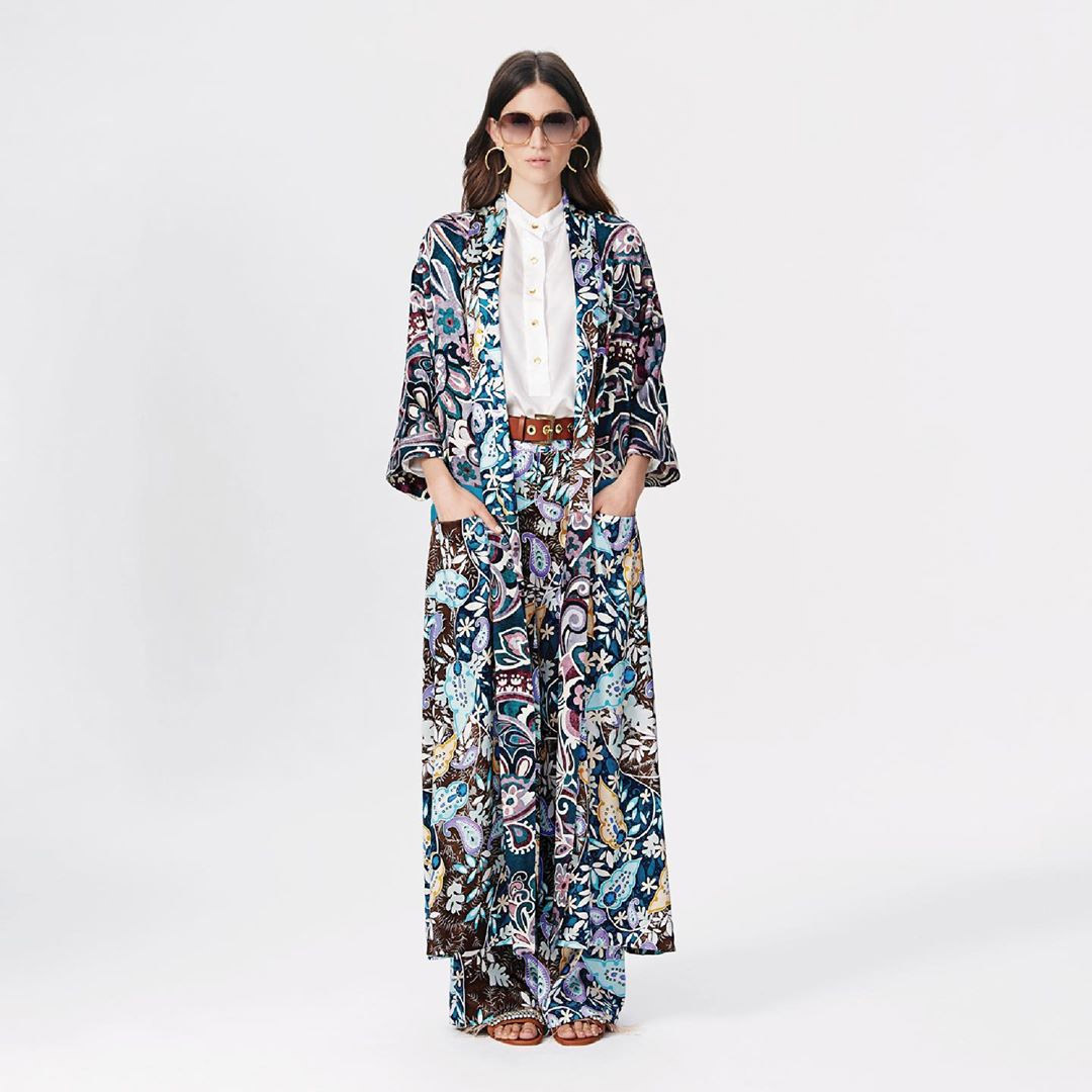 Sacos y palazzos de fiesta primavera verano 2020 moda mujer.