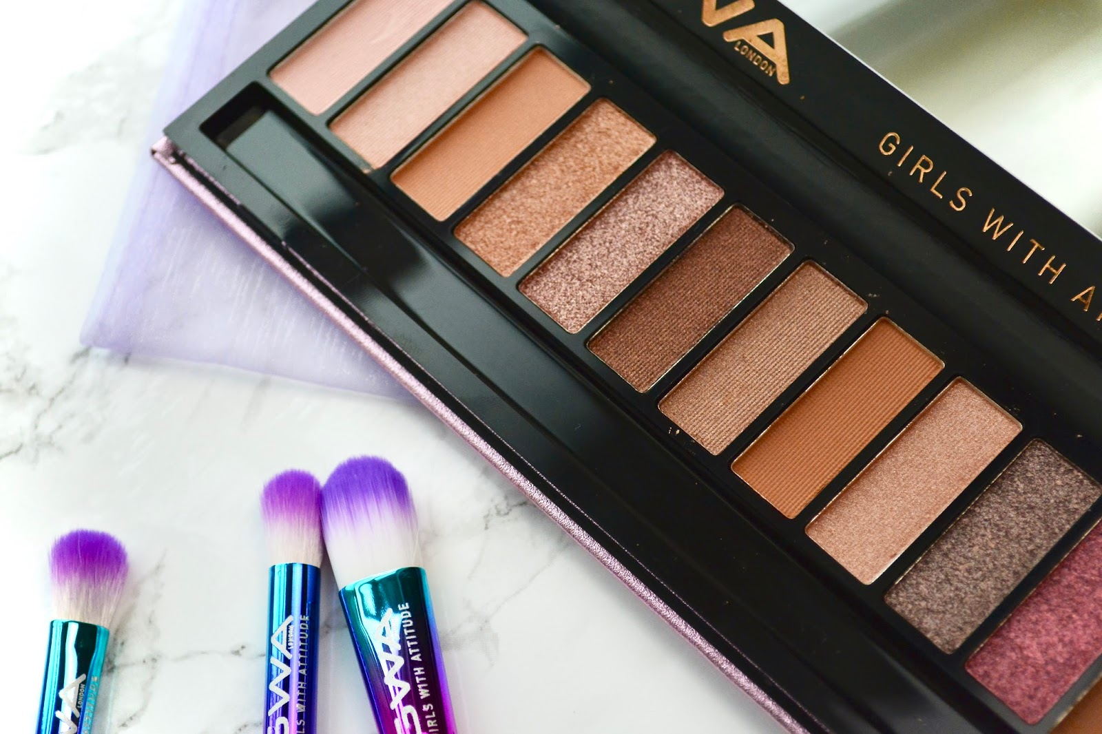 Girls With Attitude Enchanting Palette