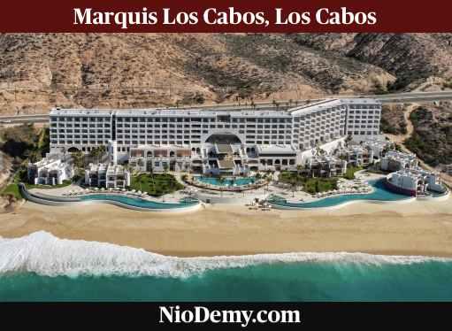 Marquis Los Cabos, Los Cabos