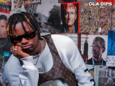 "DOWNLOAD MUSIC: OlaDips – ""Kwaratine"" (Freestyle)"