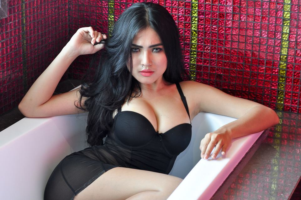 Foto Hot Nisa Beiby Model Cantik