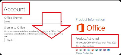 Download Activator Microsoft Office 2013 Pro Plus Untuk Windows 7