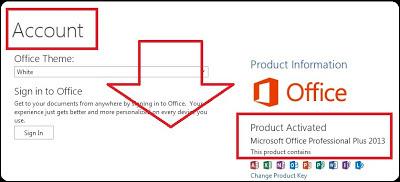 Download Activator Microsoft Office 2013 Pro Plus Untuk Windows 7