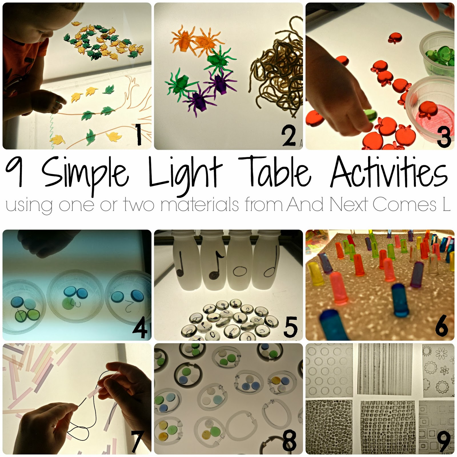 50 Simple Play Amp Learning Ideas For Kids Using One Or Two