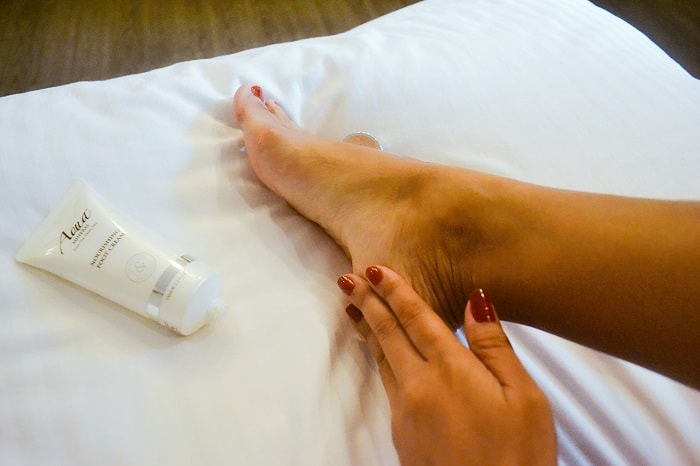 Aqua Mineral Nourishing Foot Cream