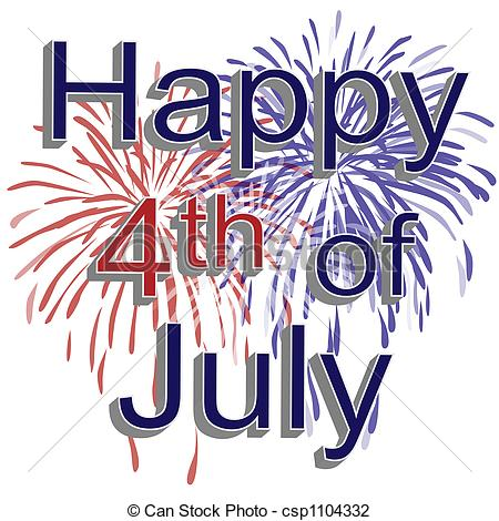 Fourth of July ClipArt Images
