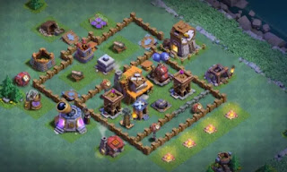 Builder Hall 4 Top Bases