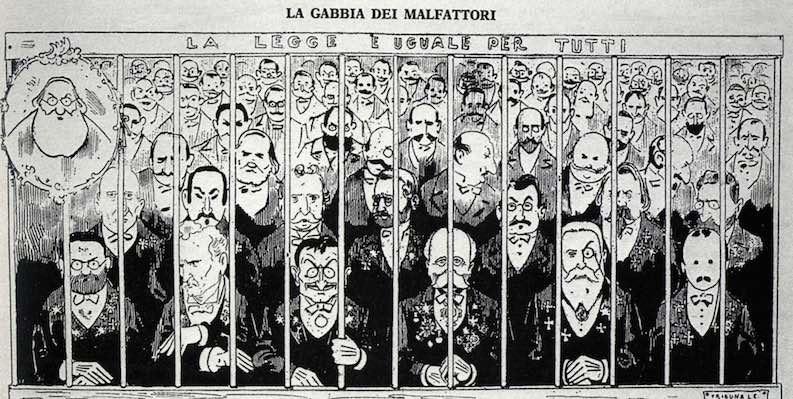 Lo Scandalo Della Banca Romana L Italia Unificata Fa I Conti Con I Propri Mali