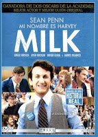 Mi nombre es Harvey Milk, 2008, poster