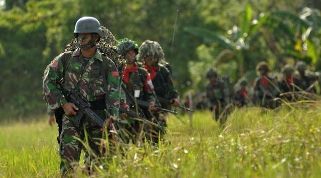 20 Orang Serang Anggota TNI Menggunakan Sajam Di Yakuhimo, Dua Prajurit Gugur