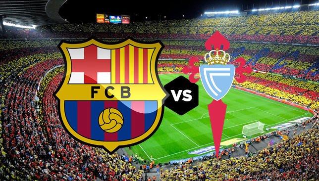 مشاهدة مباراة برشلونة وسيلتا فيجو اليوم