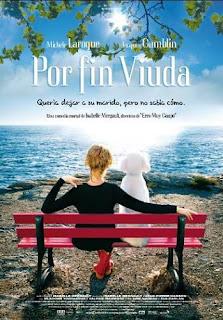 Cartel: Por fin viuda (2007)