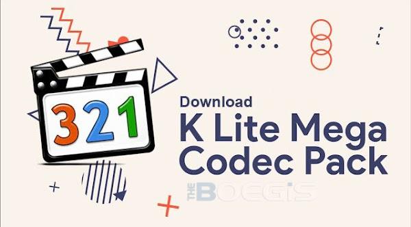 K-Lite Codec Pack 15.7.5