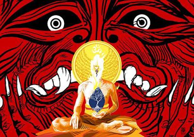 ¿EL BUDISMO TIENE UN DEMONIO?