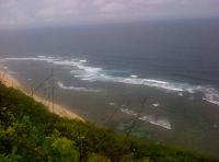 tanah dijual los tebing Uluwatu Pecatu Bali