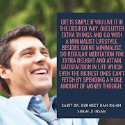 Six Ways to Live Minimalist Lifestyle