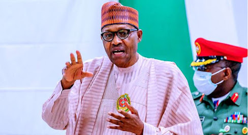 Buhari Criticizes Southern Governor's Open Grazing Ban, Says it's A Show Of Power