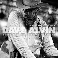 Dave Alvin's From An Old Guitar