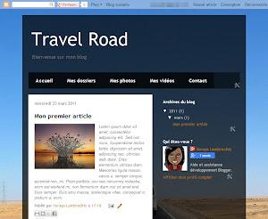 Travel Road Theme