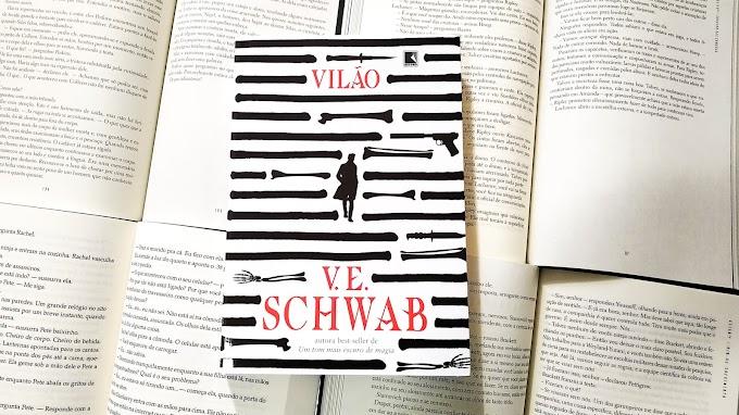 [RESENHA #688] VILÃO - V. E. SCHWAB