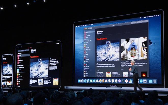 果粉只需購買一次 App:在 iPhone、iPad 和 Mac 上都能用