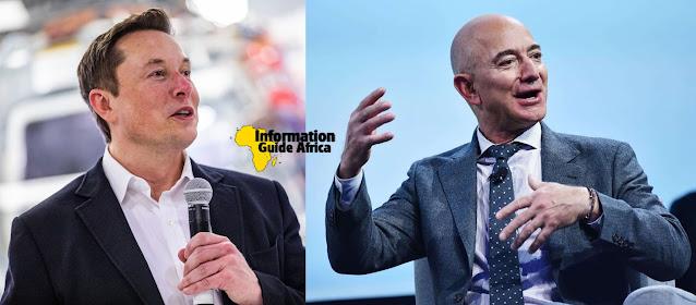 Battle Of The Richest:  Elon Musk Returns Crown To Amazon's Jeff Bezos