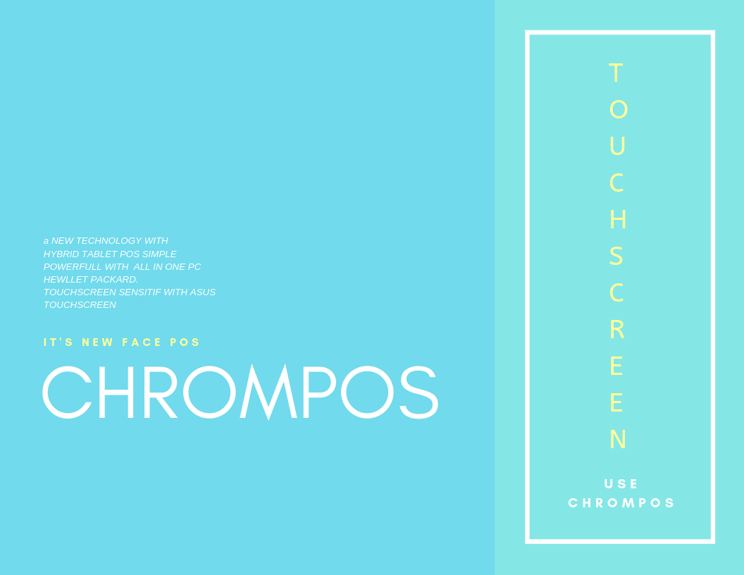 paket mesin kasir murah lengkap chromispos
