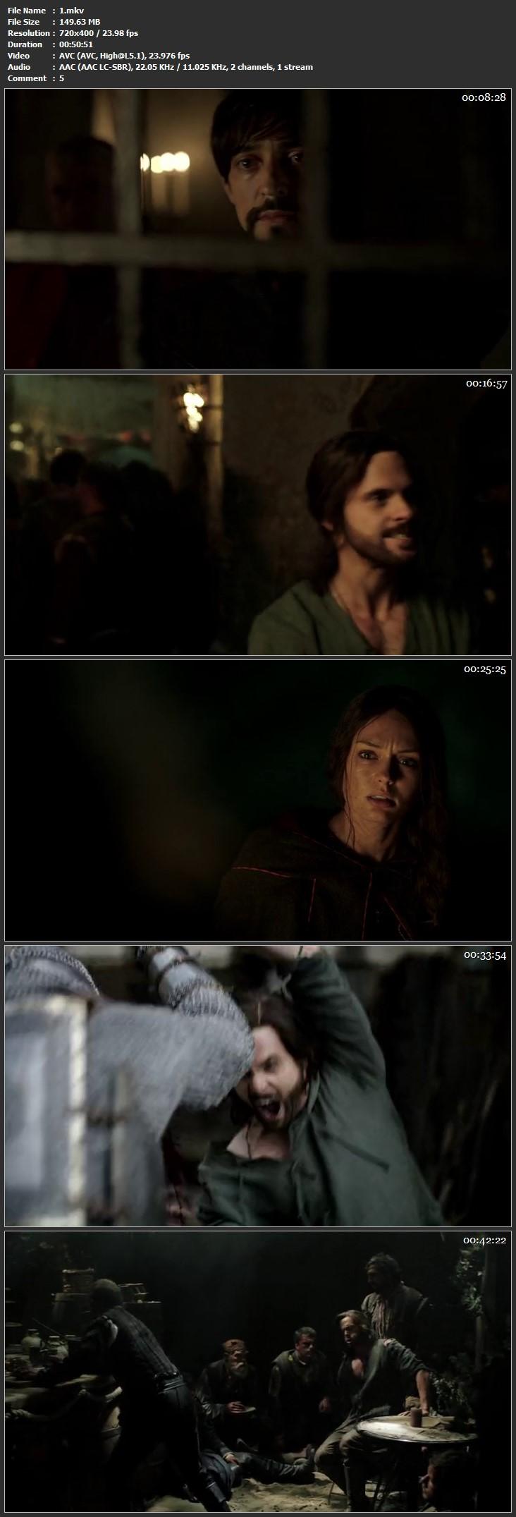 Download Da Vinci's Demons 2015 All Episodes Of Season 3 150MB 480P BRRip