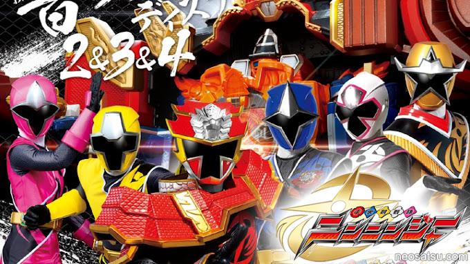 Shuriken Sentai Ninninger Batch Subtitle Indonesia